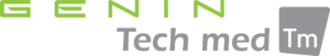 Genin – TechMED Logo